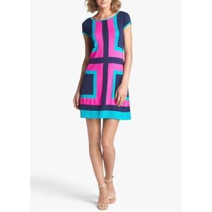 Lilly Pulitzer Isabella Colorblock Sweater Dress